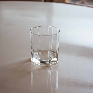 Constellation SECLUSION OF SAGE / geometric eight-angle minimalist whiskey cup
