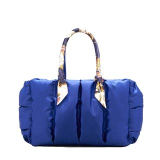 VOUS Luxury Mother Bag Starry Blue + A Good Year Scarf