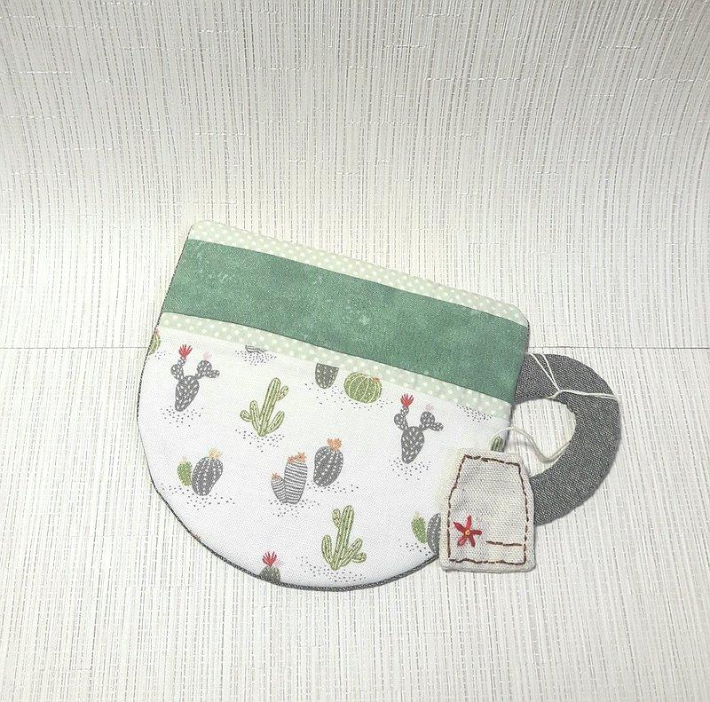 胖胖咖啡杯墊 咖啡 杯墊 小鳥 小茶包標籤 禮物