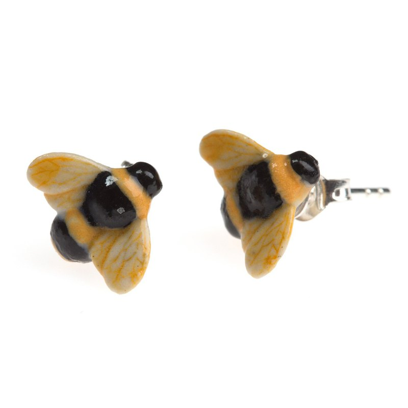 And Mary Bee Earrings | Gift Box