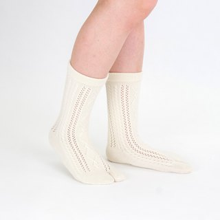 Pippi pattern 5toe socks