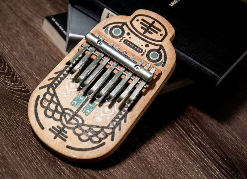 9 note Kalimba -My Biggest Fear