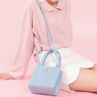Dear My Universe Love Planet Small Party Bag - Pink Blue