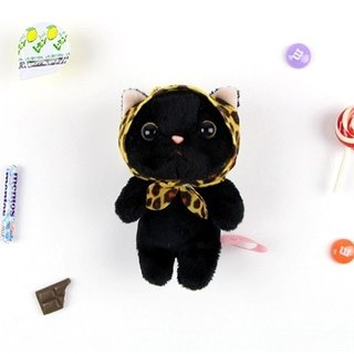 Jetoy, Sweet Cat Q Edition Doll (12cm) _ Leopard J1707601