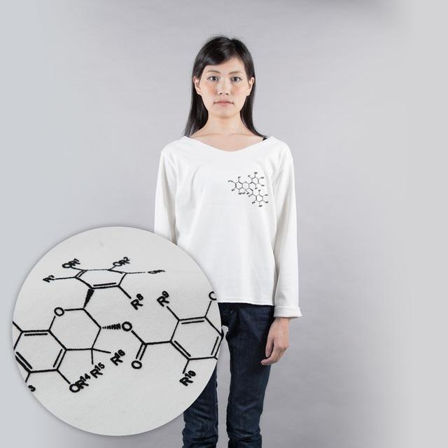 Chemical symbol Cut and sewn ladies free Tcollector
