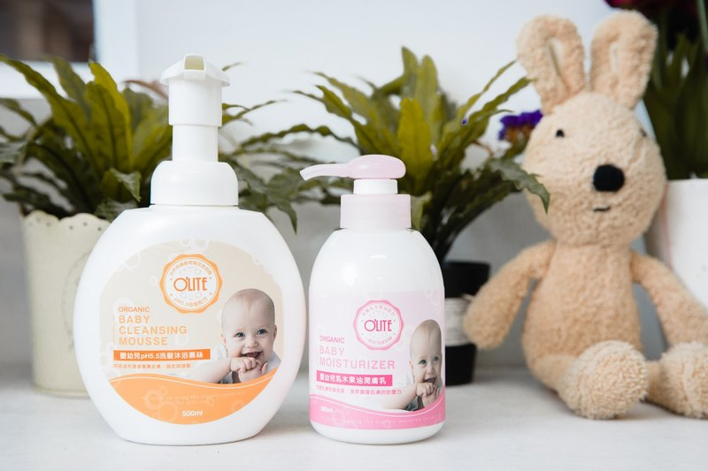 [O'LITE Ou Lite] Infant shea butter lotion