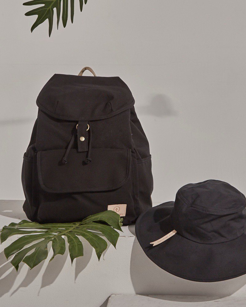 GET AWAY backpack - Black