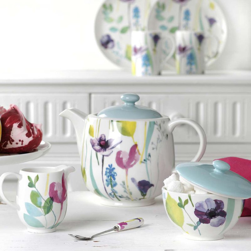 Portmeirion Water Garden 3 Piece Set