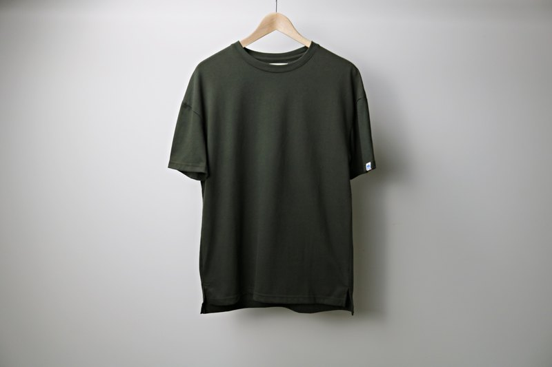 [RELEON] Grinding Shoulder T-SHIRT High Pound OVERSIZE Most Gentle Kicking MIT