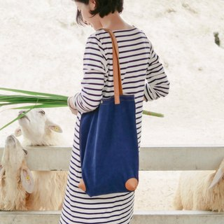 Normal tote - Navy