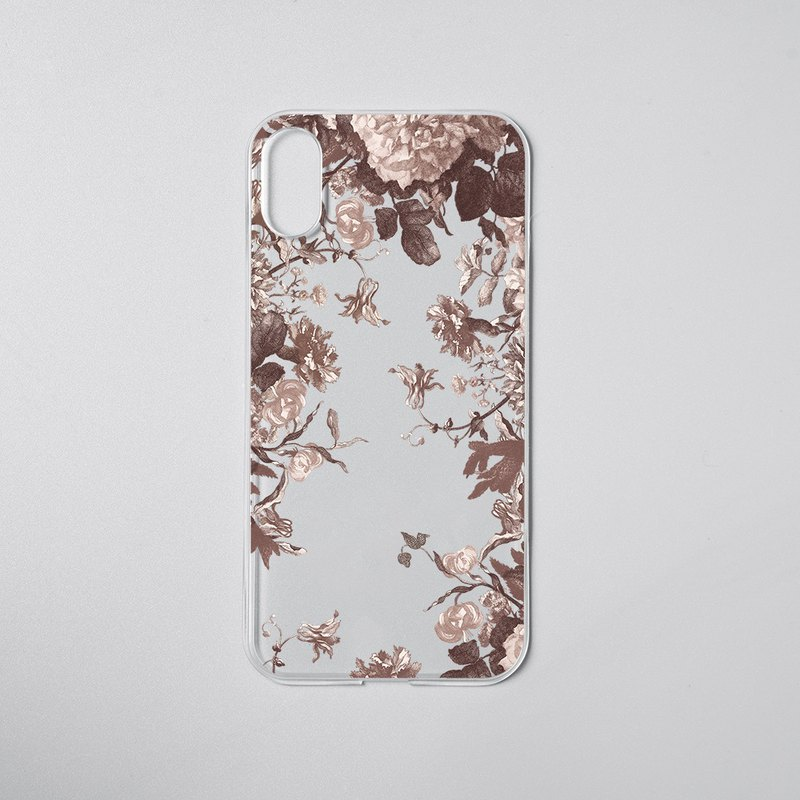 Mod NX/CrashGuard NX Single Buy Back/Flower - Renaissance for iPhone Series