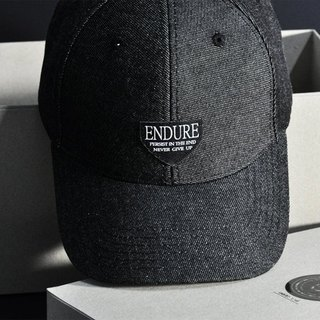 ENDURE old black cowboy hat