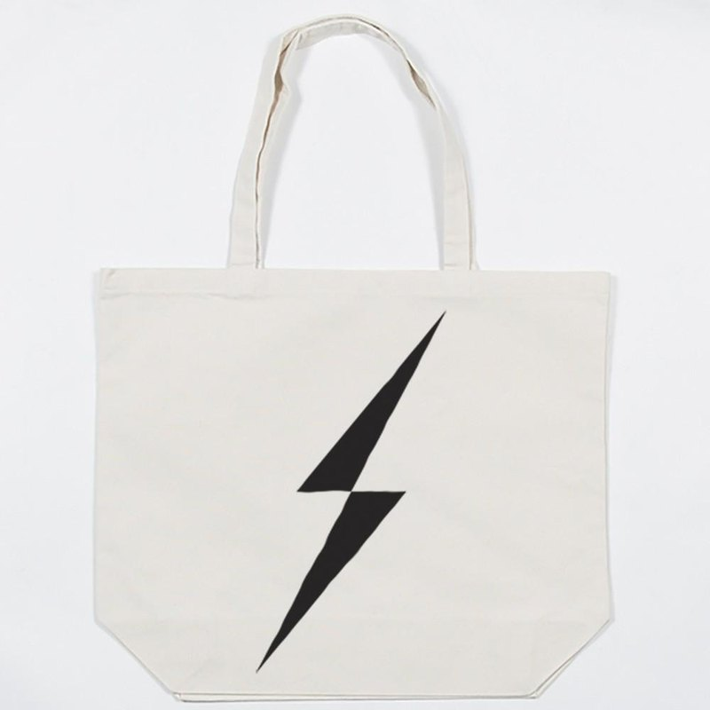 THUNDER BOLT Tote bag Tcollector