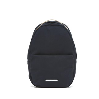 RAWROW - Roaming Series -13 Simple Egg Shape Backpack - Ink Black - RBP223BK