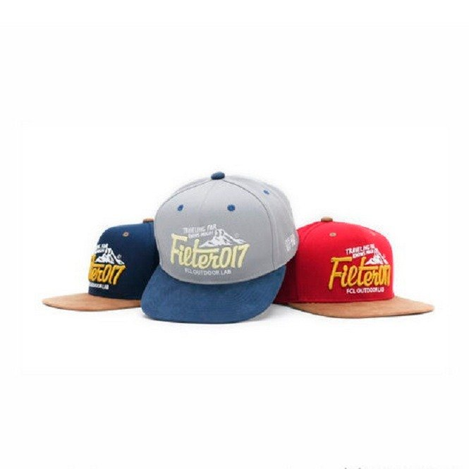 Filter017 Outdoor Lab Logo Snapback Cap 山形LOGO後扣式棒球帽