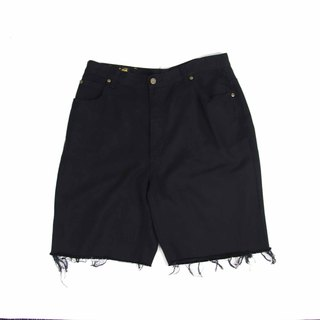 Tsubasa.Y Vintage House Black Lee002, Denim Shorts Denim Shorts