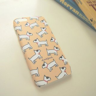 Bull Terrier iPhone 6/6S/7 Case