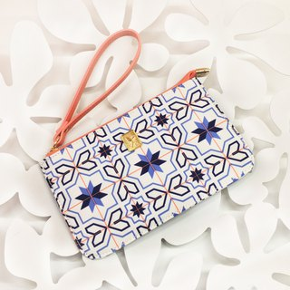 Featured style art hand bag clutch bag national style small bag spring and summer fashion
