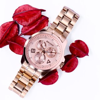 【PICONO】Fashionable / Rose golden / Watch / SF-22801