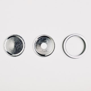 Dual-use cover set - pearl hole cover seal cover