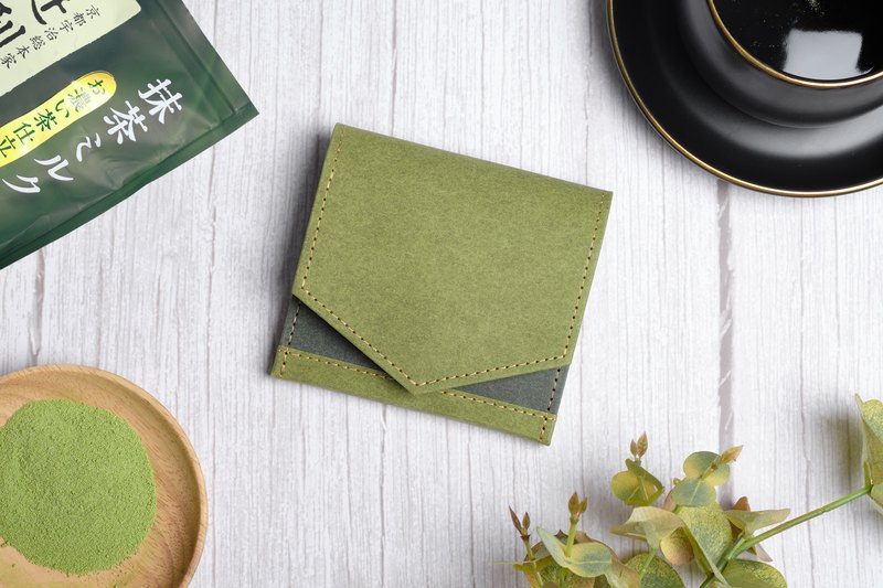 [Paper made possible] Plain simple n natural series paper to make loose wallet