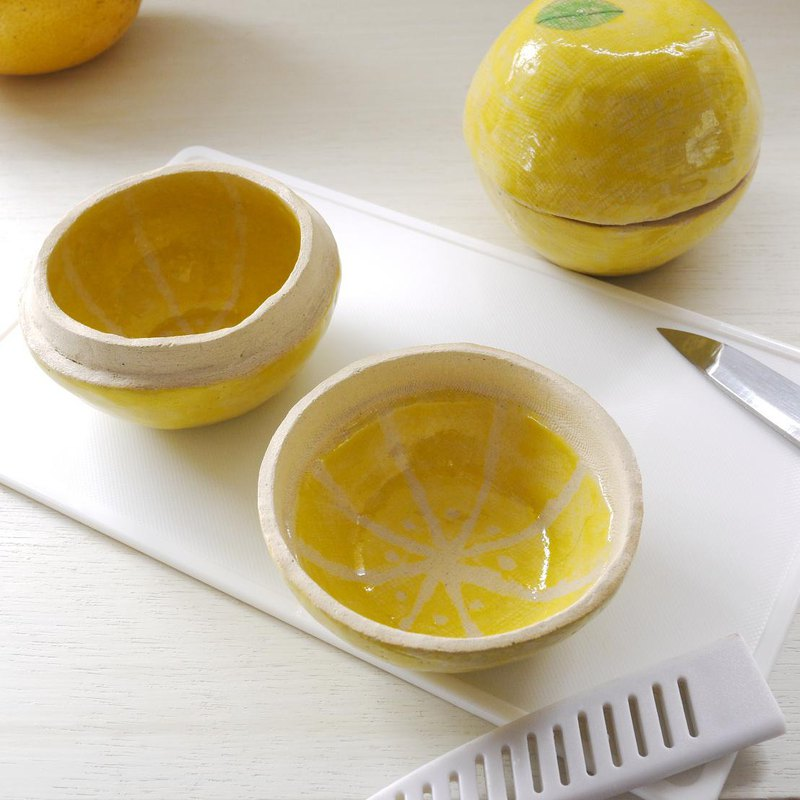 Fruit container 【Grapefruit】