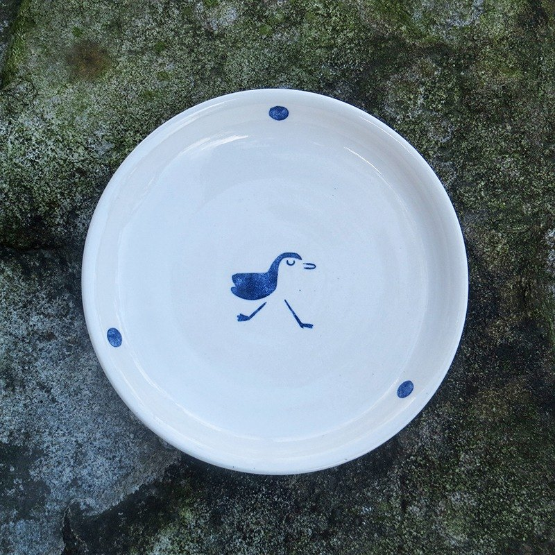 [comfort] medium disc - white-bellied pheasant