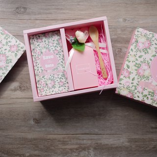 La Santé French Handmade Jam - Pink Perfect Day Wedding Gift Box (6 boxes)