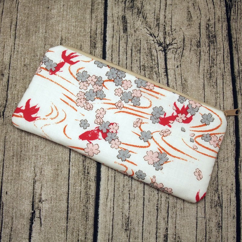 Large Zipper Pouch, Pencil Pouch, Gadget Bag, Cosmetic Bag (ZL-24)