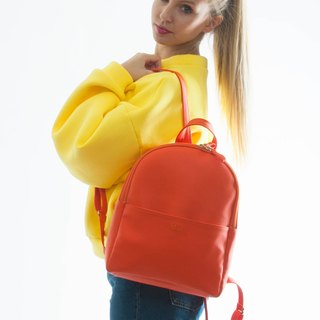 WAVE backpack orange