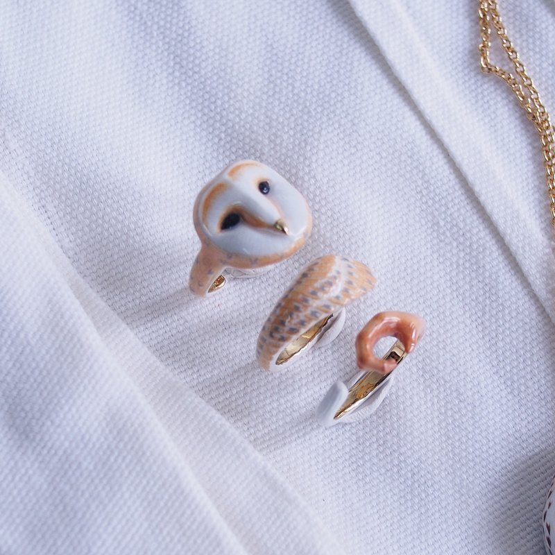 3-Piece Owl Rings #MaryLou