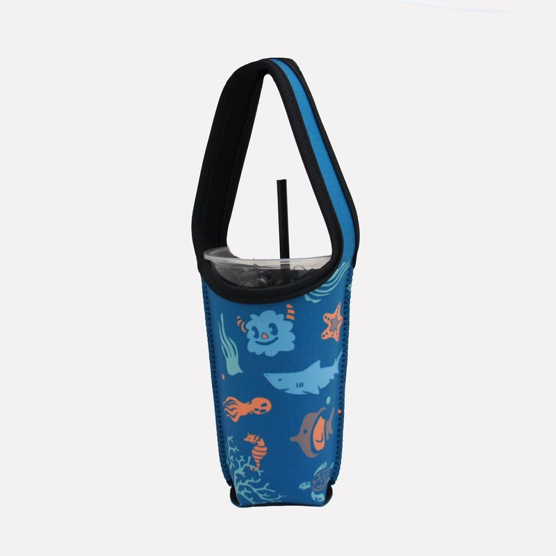 BLR environmental beverage bag a monster one day joint section TI26 underwater world
