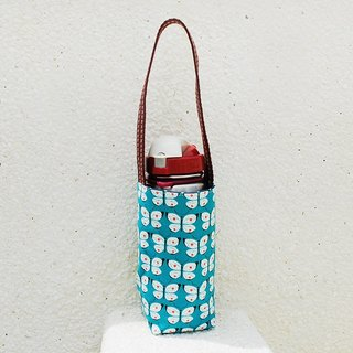 Butterfly flying bottle bag / beverage bag