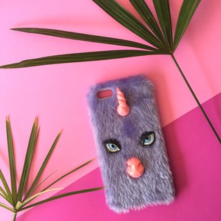 UNICORN PURPLE PHONE CASE