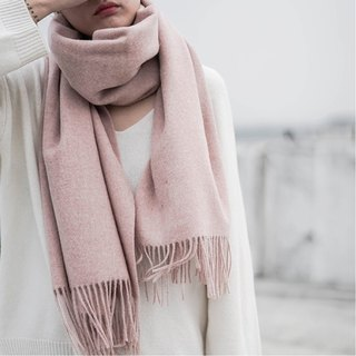 Leather pink 11-color full wool letter, please come to the man hand, a scarf, big shawl, autumn and winter, warm long section