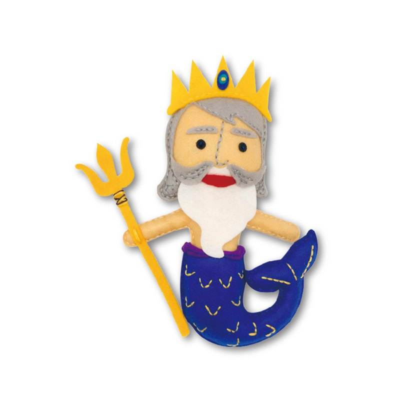 Fairy Land [Material Pack] Mermaid Doll - King Daddy