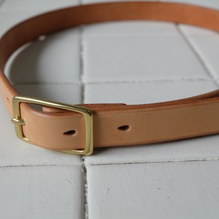 Hand sewn tattoo leather belt (can be tailored)