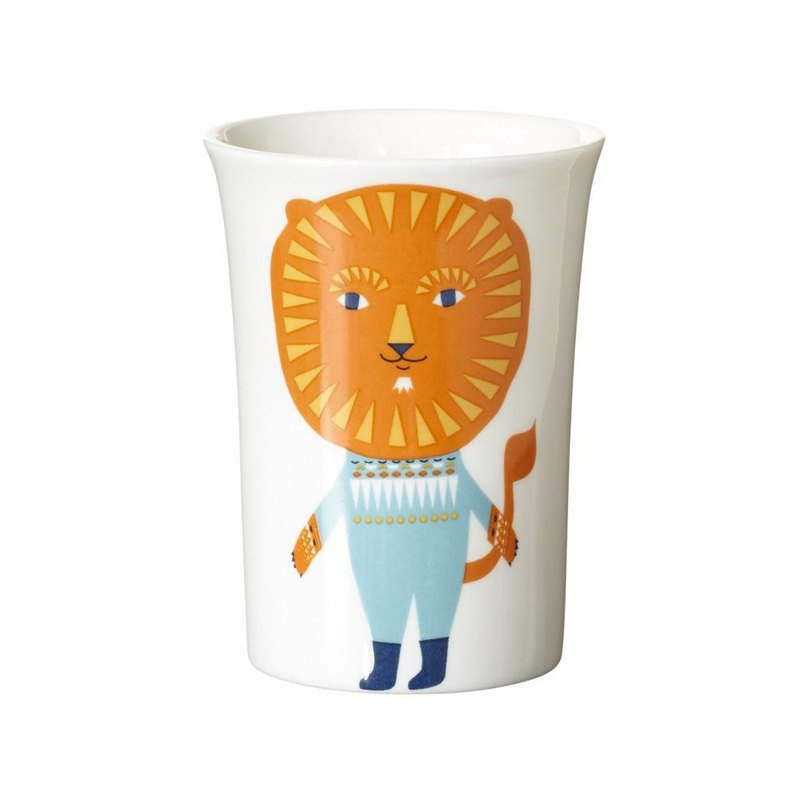 Lion Bone China Cup | Donna Wilson