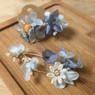 Étoile Star --- Not Withered + Dry Flower Hairpins / Hair Accessories