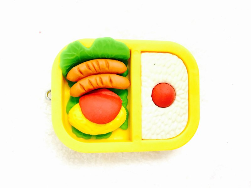 Epicurean - Bento Eraser Accessories