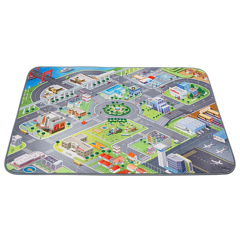 Jouetle-baby soft anti-fall game crawling mat children's room floor mat (medium) 1500MM * 1000MM