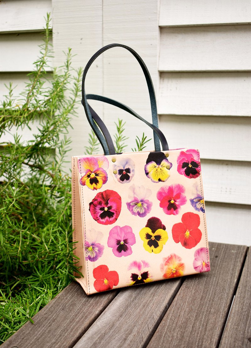 BAG / Square / Pansy