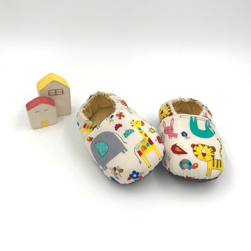 Happy sloth - toddler shoes / baby shoes / baby shoes