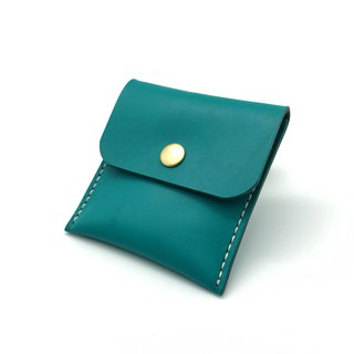 Leather Coin Purse (14 colors / engraving service)