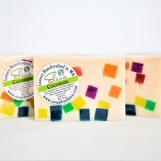 Australia Soap by Elena natural handmade soap - Nanyang Coconut Grove