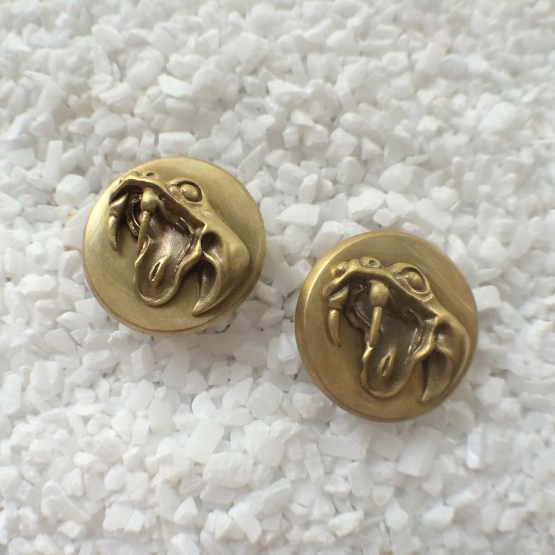 Bar end plugs - Snake (pair)