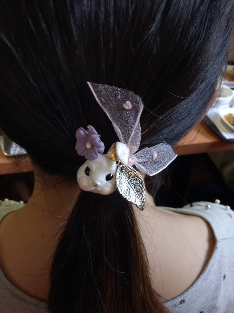 [Bunny's gorgeous whimsical] hand hair hair ornaments