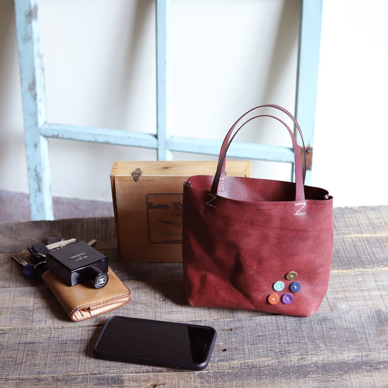 Boli Lulu Tote M Real Leather Handmade Experience Class <Double Ticket>