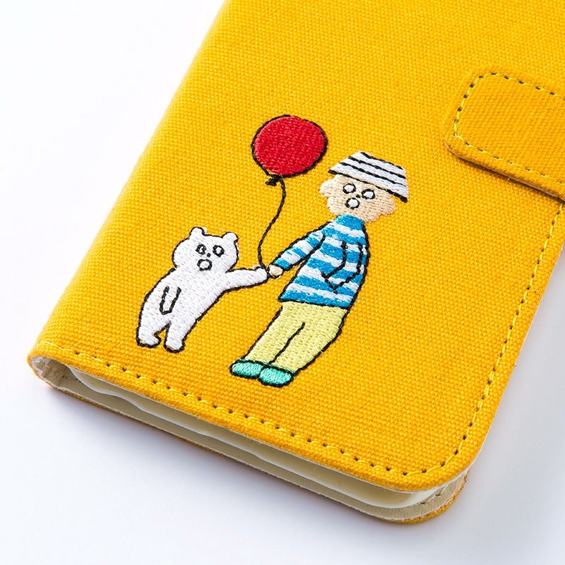 Iroha - Iphone 6/6S Case - Yellow Family