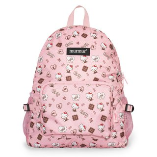 Murmur storage backpack - Hellokitty accessories pink